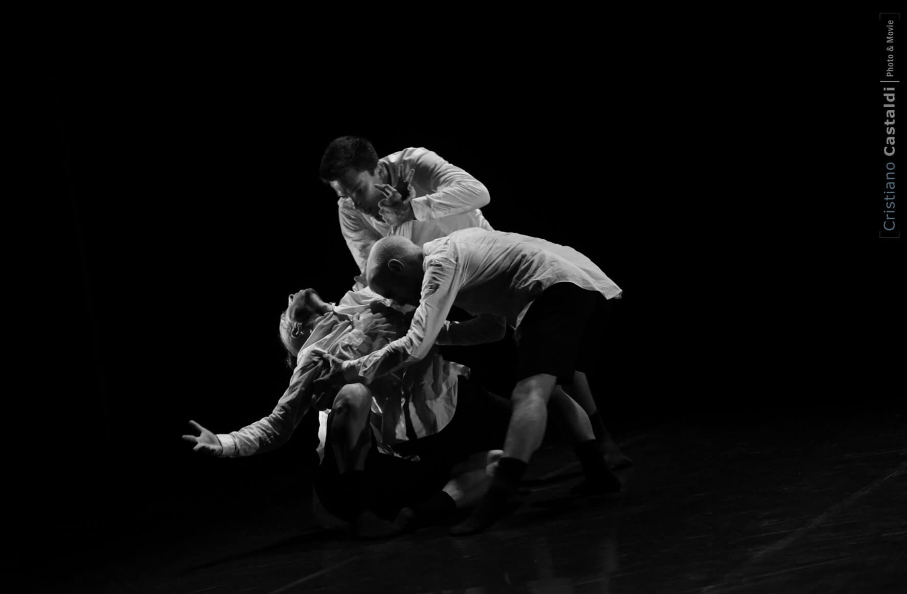 Mysterious Engine: Spellbound Contemporary Ballet a Barcellona